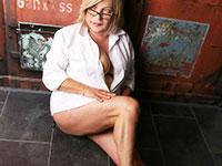 Reife Frau Sexcam