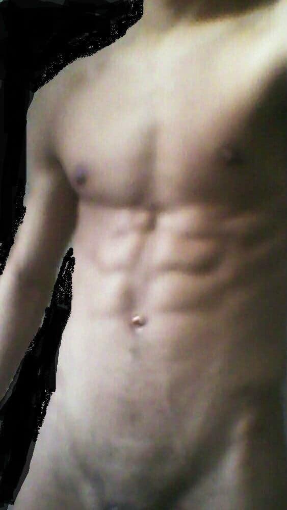 Mein Oberkörper